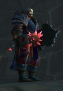 Death Pyre Mace - Item - World of Warcraft