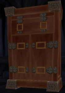 Locked Cabinet - Object - World of Warcraft