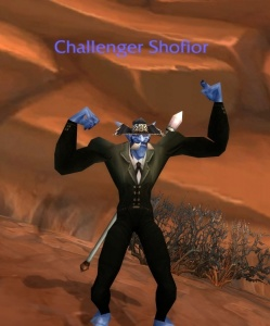 Challenger - Achievement - World of Warcraft