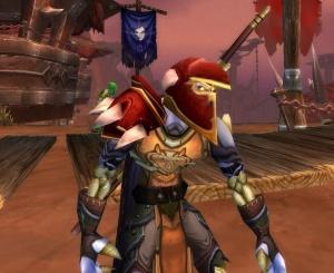 Tarnished Raging Berserker's Helm - Item - World of Warcraft