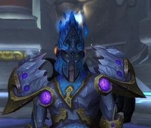 Vergletscherter Helm Gegenstand World Of Warcraft