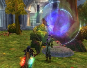 Heldenaufruf Hyjal Quest World Of Warcraft