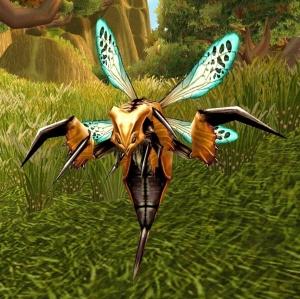 Wasp Hunter Pet World Of Warcraft