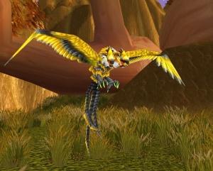 Carrion Bird - Hunter Pet - World of Warcraft