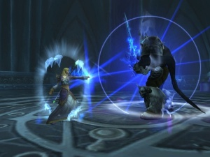 Wrath of the lich king quest world of warcraft relevant locations this quest has objectives and ends in halls of fandeluxe Images