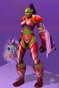 Bloodscale Plate Transmog Set World Of Warcraft