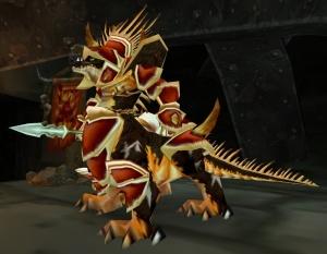 Overlord Wyrmthalak Npc World Of Warcraft