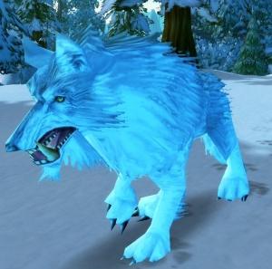 Frostwolf Npc World Of Warcraft