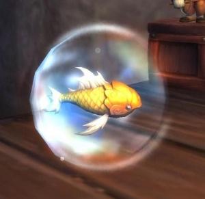 Tiny Goldfish in Bottle 2 by jen4eternity on DeviantArt