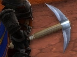 The Best Bound Pickaxe