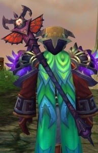 Darkstaff of Annihilation - Item - World of Warcraft