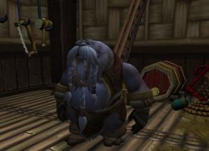 Wally - NPC - World of Warcraft