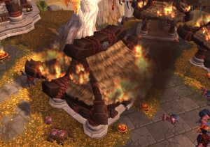 My Town, It's On Fire Again - Quest - World of Warcraft
