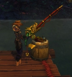 Dragon Fishing Pole