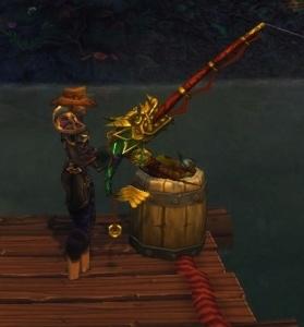 Dragon Fishing Pole