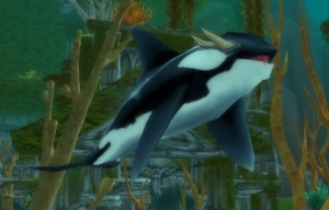 Glyph of the Orca - Item - World of Warcraft