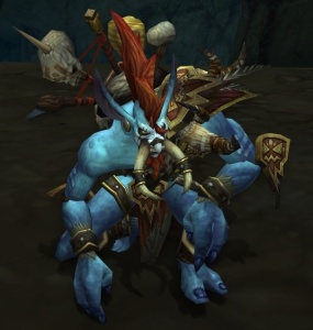 Voljin Npc World Of Warcraft