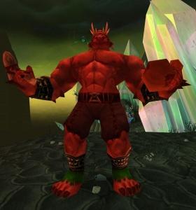 Disobedient Dragonmaw Peon Npc World Of Warcraft