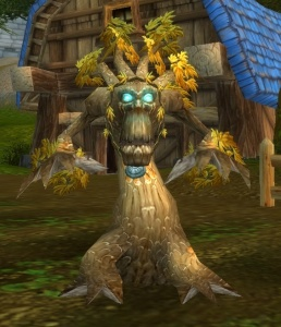 Treant Form - Spell - World of Warcraft