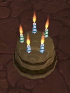 Chocolate Celebration Cake - Item - World of Warcraft
