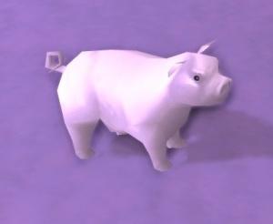 silver pig spell world of warcraft