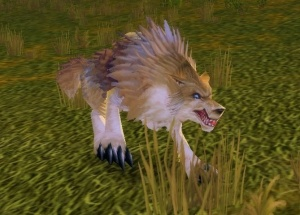 prairie wolf alpha npc world of warcraft