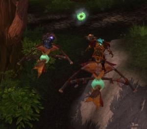 Goldener Gleiter Gegenstand World Of Warcraft