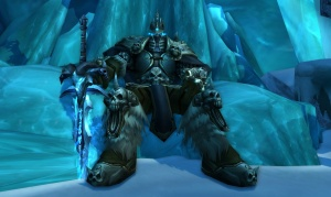 The Lich Kings Last Stand Quest World Of Warcraft