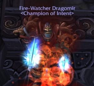 Feuerwächter Erfolg World Of Warcraft