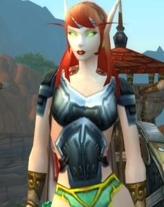 heroic armor item world of warcraft