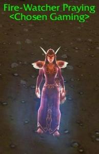 Feuerwächter S Titel World Of Warcraft