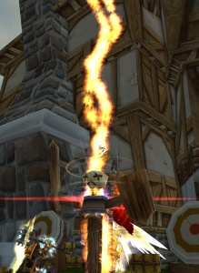 Glyph of Fire From the Heavens - Spell - World of Warcraft