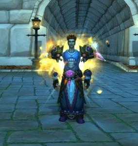 Tabardo Del Iluminado Hechizo World Of Warcraft