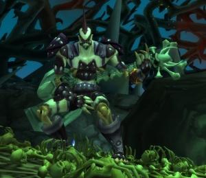 Mordresh Fire Eye - NPC - World of Warcraft