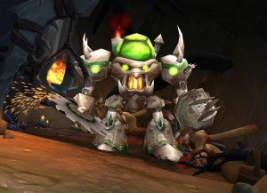 Berserk T 300 Series Mark Ii Npc World Of Warcraft