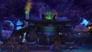 alchemy lab building world of warcraft