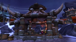The Forge - Building - World of Warcraft
