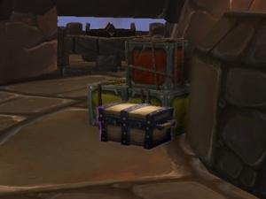 Steamwheedle Supplies Object World Of Warcraft