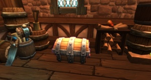 Admiral Taylors Coffer Object World Of Warcraft