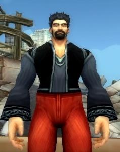 Stylish Black Shirt - Item - World of Warcraft