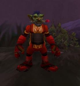 Teilnehmerkostüm Blühende Rose Gegenstand World Of Warcraft
