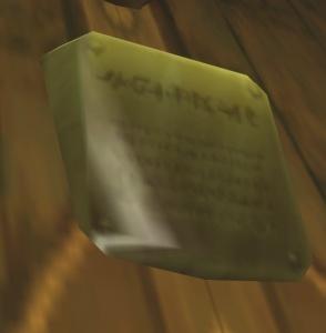Prototype Reaper Instruction Manual - Object - World of Warcraft