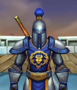 Helm Von Sturmwind Gegenstand World Of Warcraft