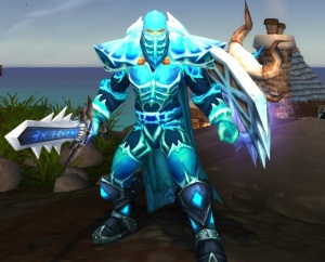 Screenshots (4) & Naxxramas Icebane Plate - Transmog Set - World of Warcraft
