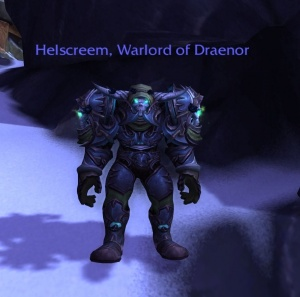 s, Warlord of Draenor - Title - World of Warcraft