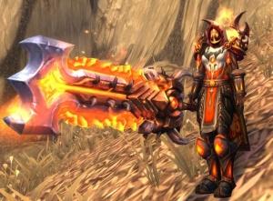 Greatsword of the Inferno - Item - World of Warcraft