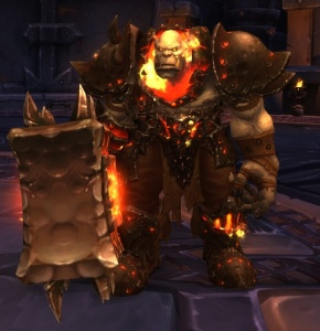 Schwarzfaust Npc World Of Warcraft