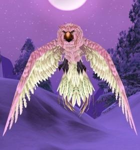 Winterspring Owl Npc World Of Warcraft