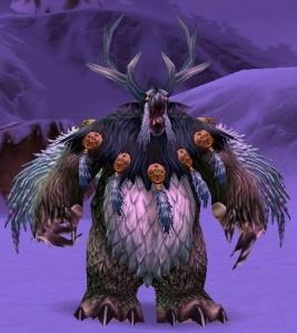 Berserk Owlbeast Npc World Of Warcraft