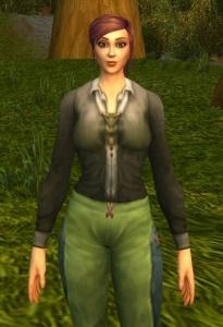 Common Gray Shirt - Item - World of Warcraft